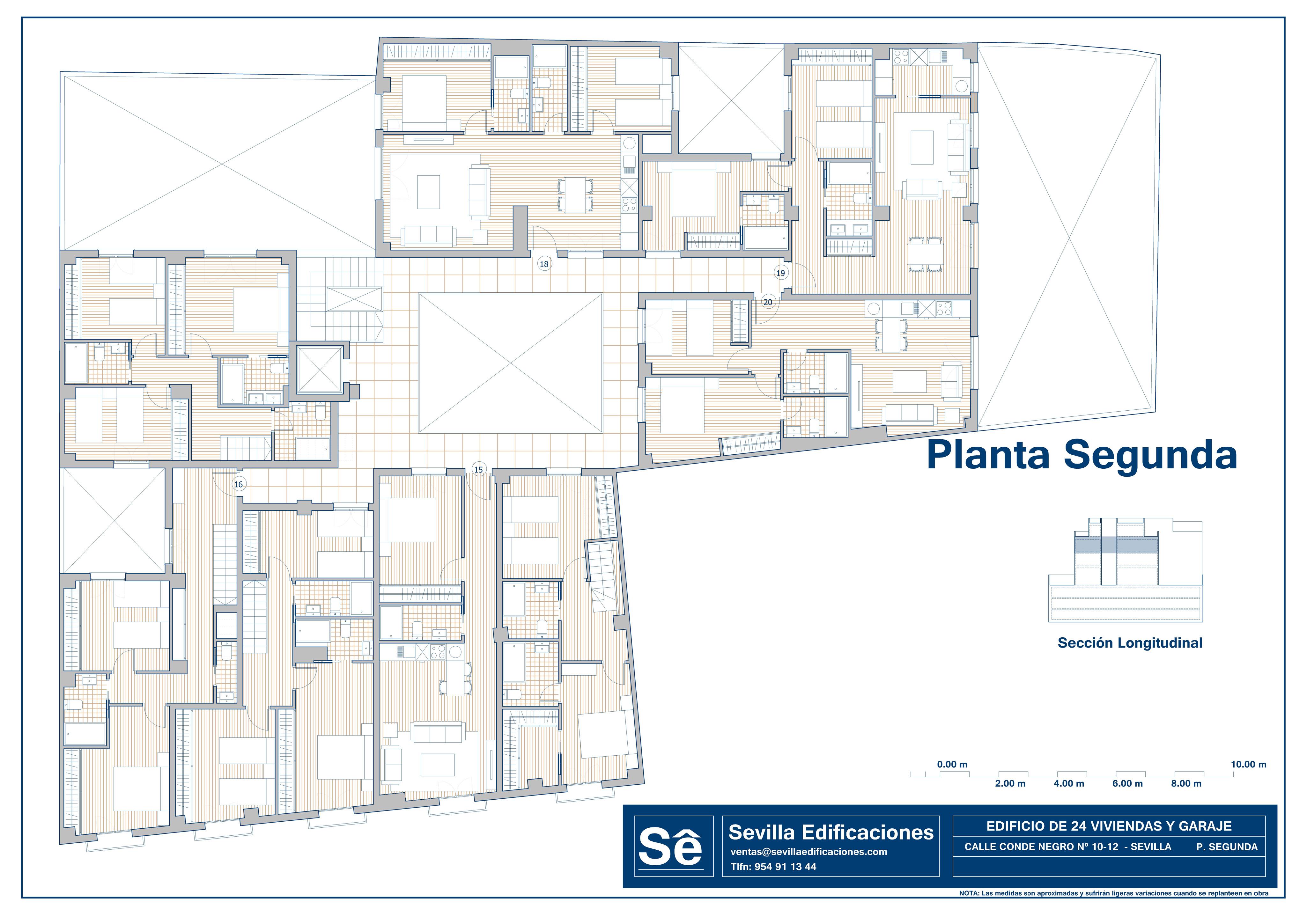 CONDENEGRO_PLANOS_GENERALES 06 PLANTA SEGUNDA